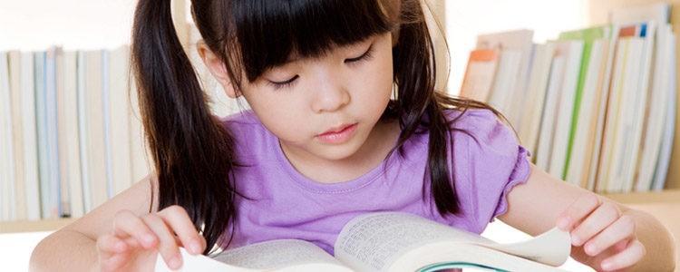 Voorlezen van kinderen kan vroeg beginnen