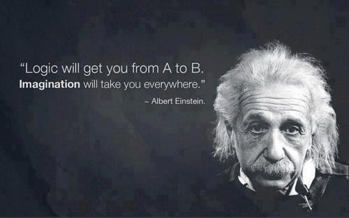 quote van Albert Einstein