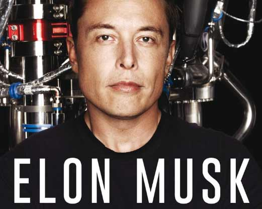 Elon Musk Biografie Boeken top 10