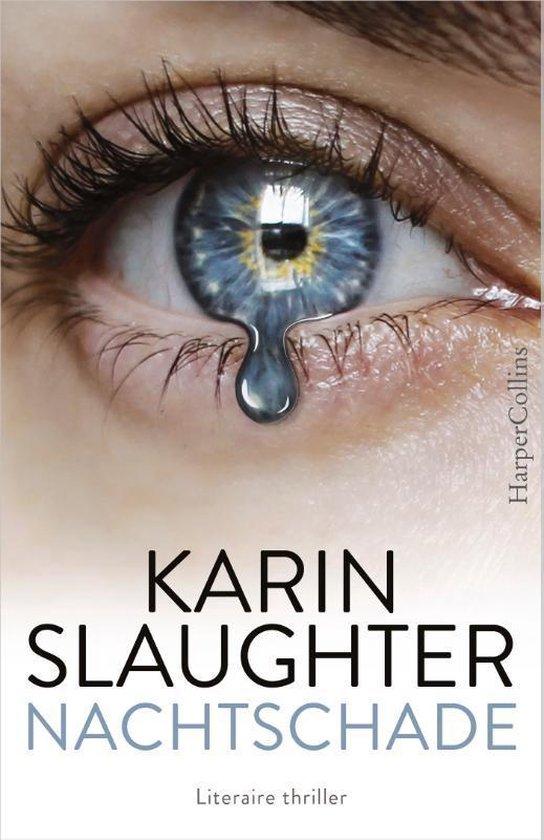 Karin Slaughter Boek Will Trent Series Nachtschade