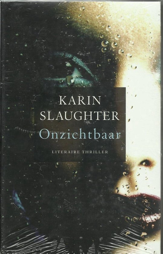 mystieke vrouw op de cover van onzichtbaar slaughter