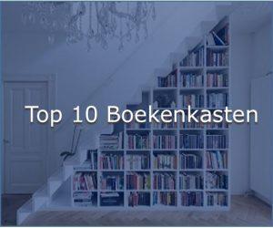 Boekenkasten Top 10