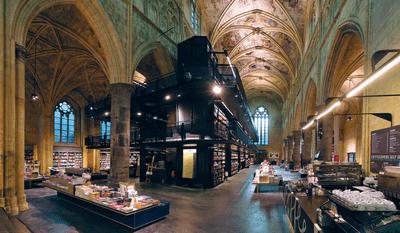 De beste boekwinkeltjes van Europa Dominicanen Maastricht