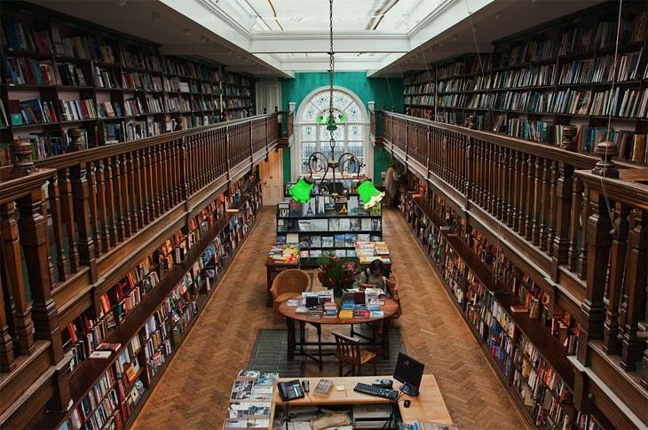 Boekenwinkel Daunt in Londen