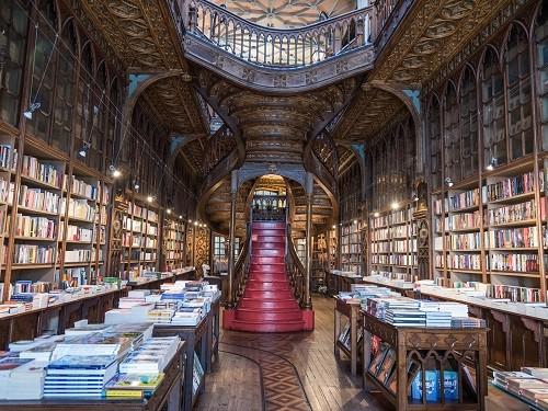 Mooiste boekenwinkeltje van Europa