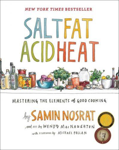 Uitzondering in de Kookboeken top 10 Samin Nosrat