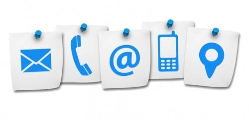 Contact Logo's