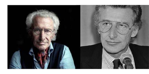 Harry Mulisch in het heden en verleden