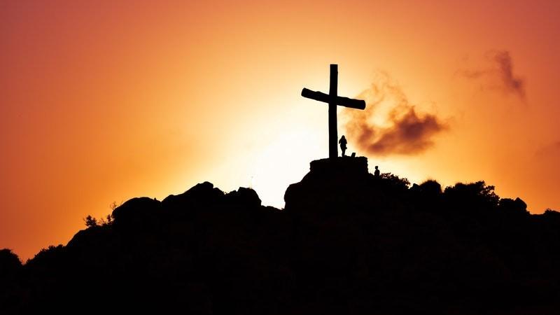 Het kruis als symbool voor het christelijk geloof