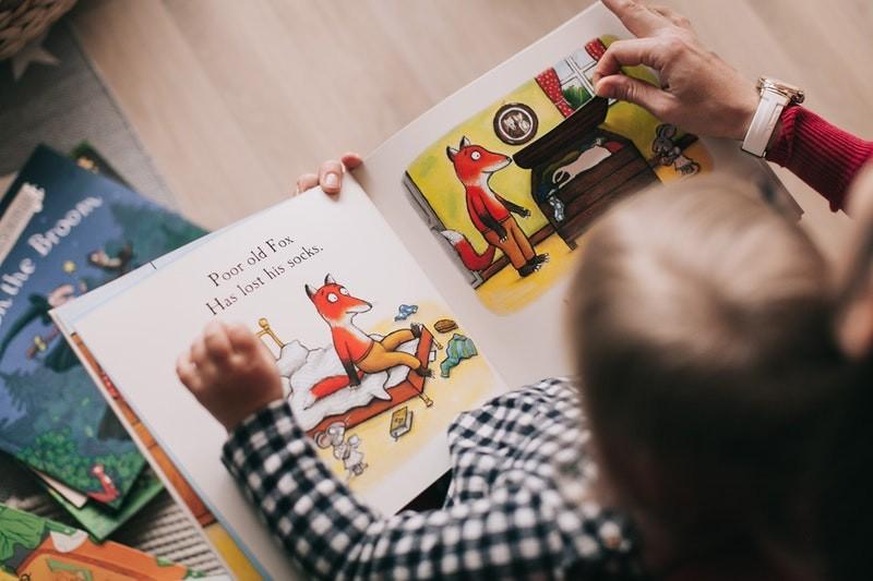 Poor Fox Voorleesboek
