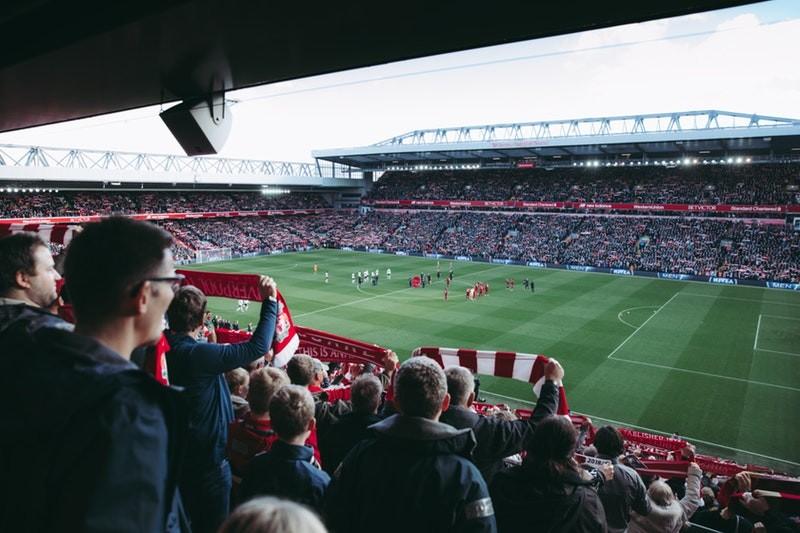 Liverpool als Popualirste club onder de voetbalboeken top 10