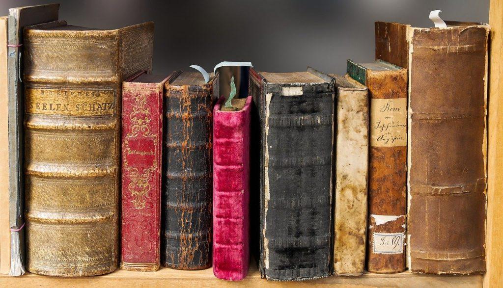 Oude Literatuur Boeken Top 10
