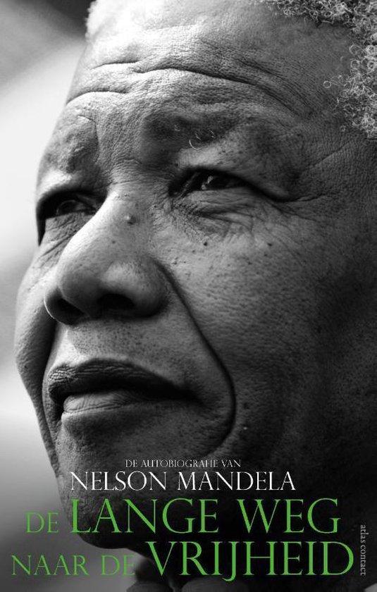 Het boek van Nelson Mandela wordt wereldwijd erkend als een van de beste biografie boeken