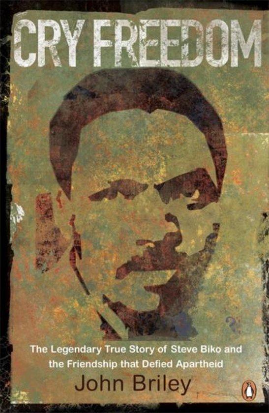 Boek Cover Cry Freedom van John Riley