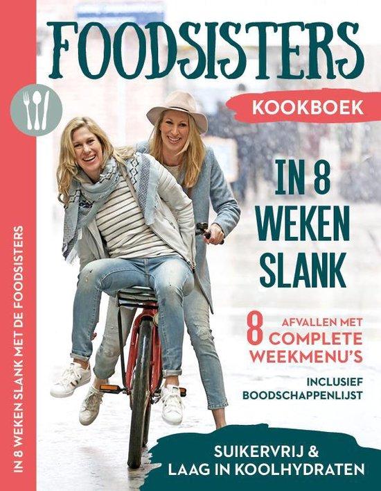 foodsisters kookboek met de sisters op een fiets