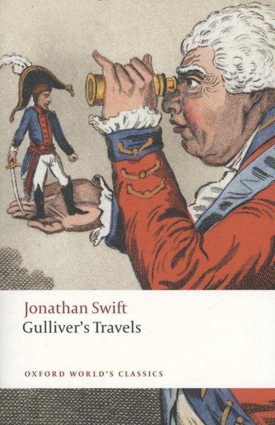 Gullivers Travels Paperback
