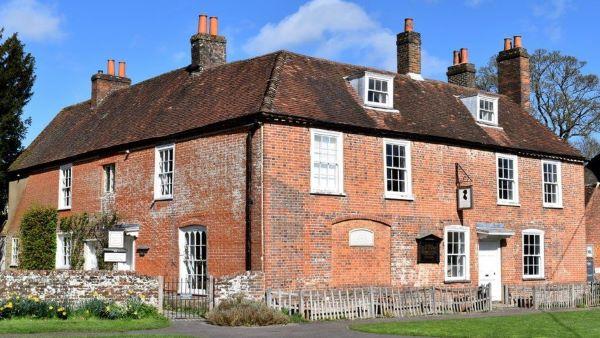 Foto van Jane Austen Boeken Museum