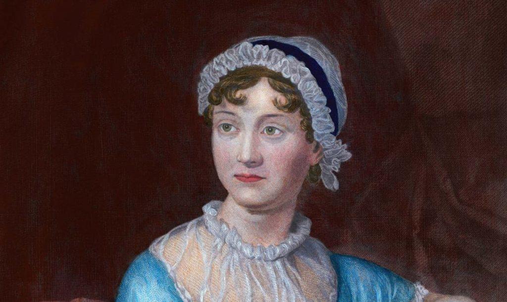 Jane Austen Boeken behoren tot de beste klassiekers