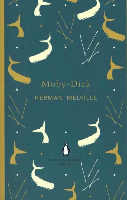 Moby Dick Penguin Classic Groen Hardcover