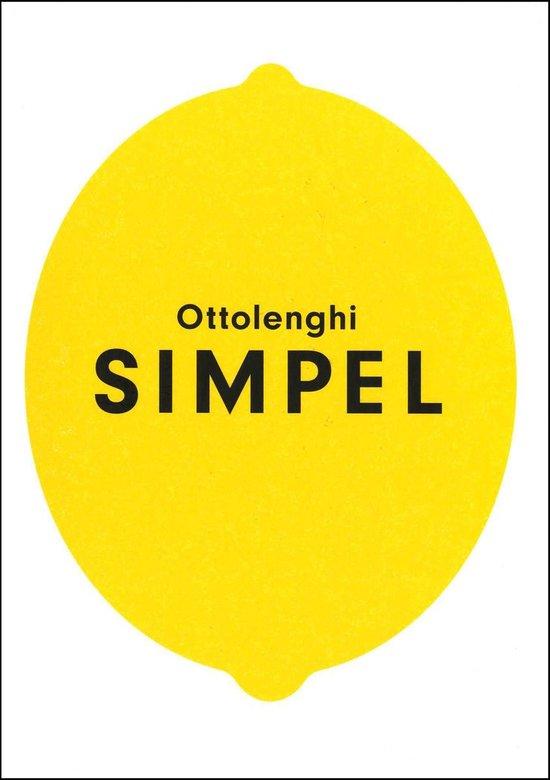 Simpel kookboek Yotam ottolenghi
