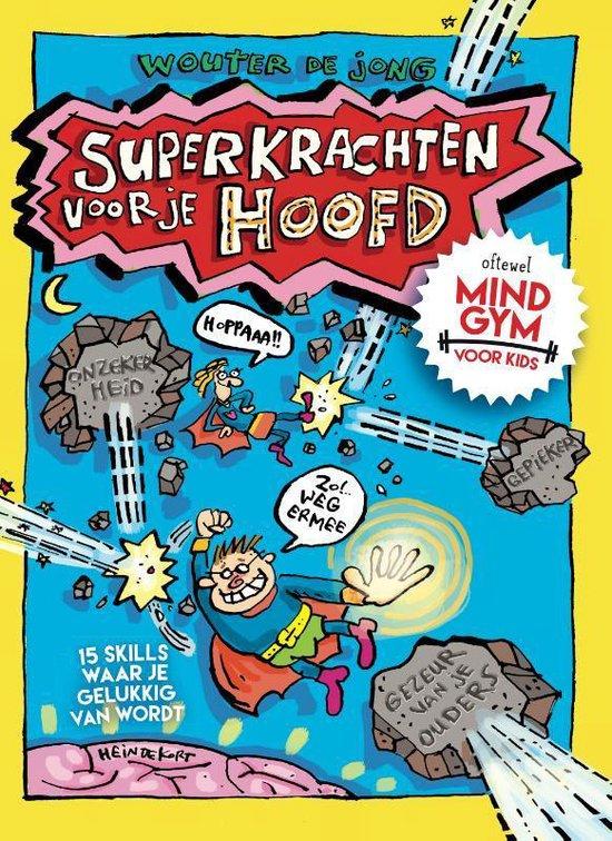Kinderboeken Top 10 Superkrachten voor je hoofd