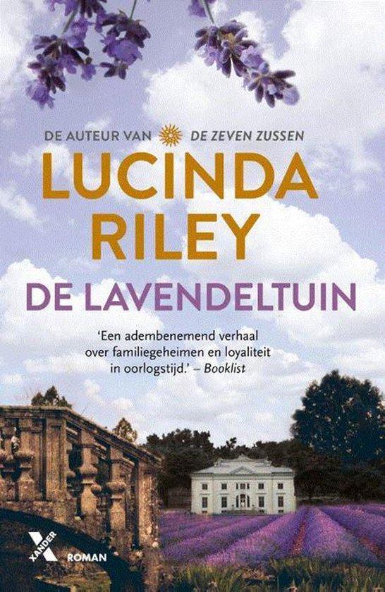 Lavendeltuin is een Lucinda Riley's boeken die onderdeel is van de zeven zussen series