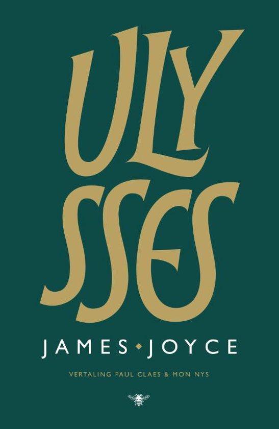 Engelse klassieker van James Joyce Ulysses groene cover