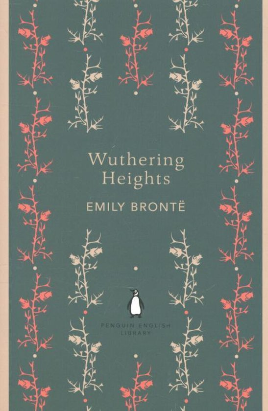 Dark Green Paperback Wuthering Heights