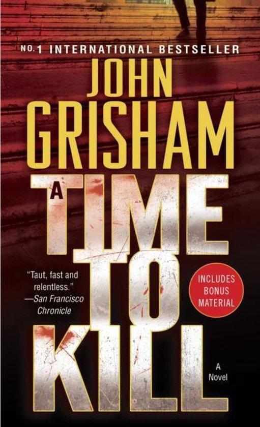 Time To Kill een van de beste boeken van John Grisham