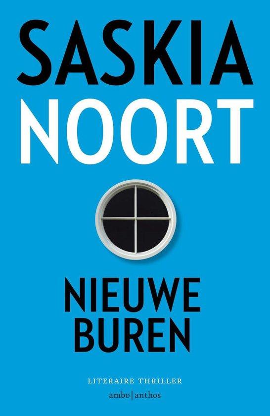 Blauw Boek Cover NIeuwe Buren Saskia Noort